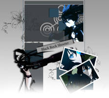 Black Rock Shooter YT BG by oOXimexxOo