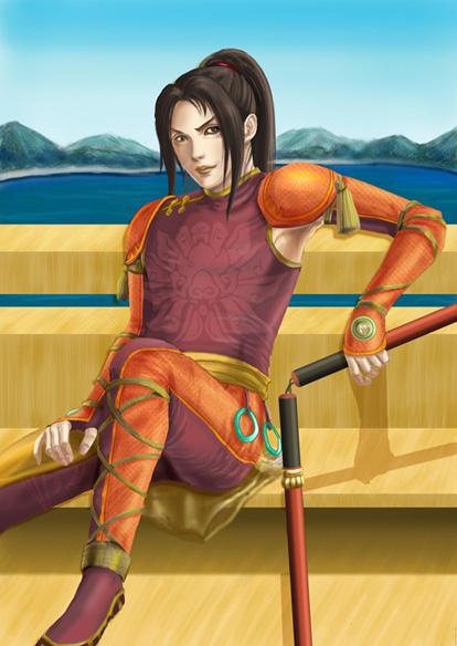 Ling Tong by kicku