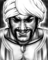 The Great Gama by kicku
