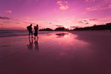 Horseshoe Bay Beach, Bermuda - Full Spectrum by SteveCampbell