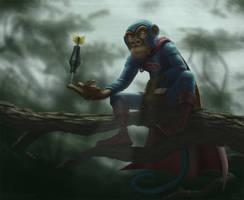 Ninja Kiwi by DenzelAJackson
