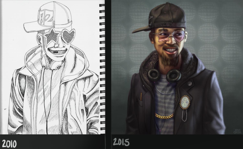 Draw It Again by DenzelAJackson