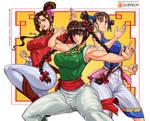 The Kuniang Martial Arts Team (Strider) - PATREON by Sano-BR