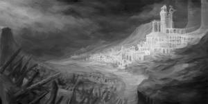 ghost city by molybdenumgp03