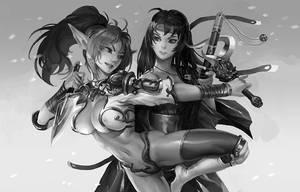 battle by molybdenumgp03