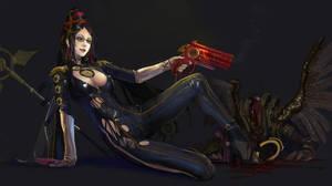 Bayonetta by molybdenumgp03