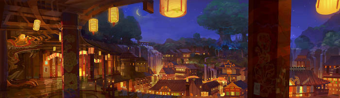 secret town by molybdenumgp03