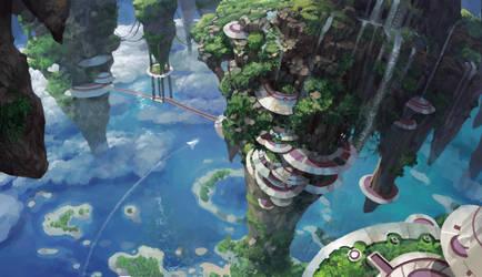 floating island by molybdenumgp03