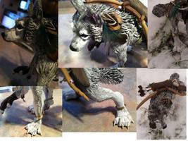Huntress Details 2 by starwolf303