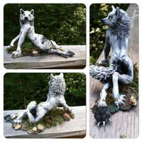 Empress (No Accessories) Sculpture by starwolf303