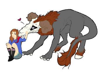 Demon Love by starwolf303