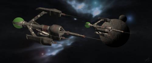 Liberator: Interceptor by SteveReeves