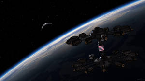 Orbital Insertion by SteveReeves