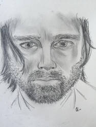 it's supposed to be seb stan 2 by artsya95