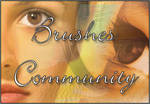 Brushes Community ID ver 01 by brushes