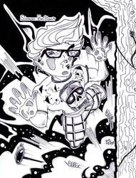 Simon B - Inked by LukeBatt