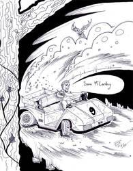 Sam - Inked by LukeBatt