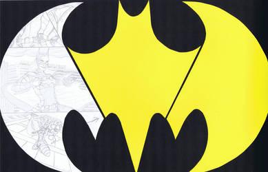 Xmas Gift - Batgirl by LukeBatt