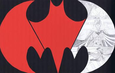Xmas Gift - Batwoman by LukeBatt