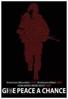 Anti-War Poster 1 by LOVEnotWAR