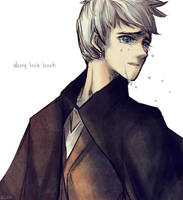 Jack Frost - Don't Look Back by Breetroad