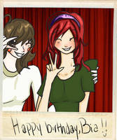 Happy Birthday(exclamation mark) by timelesstiger