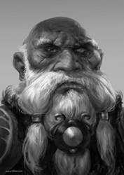 DwarfBadass by Mikeypetrov