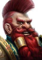 Dwarf by Mikeypetrov