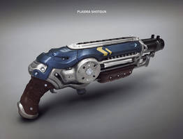 Project Ygdrassil - Shotgun by Mikeypetrov