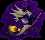 Halloween Trade - Signy by gidget-carol