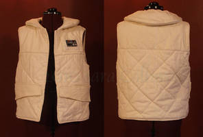 Princess Leia Hoth Vest by thatbloodypirate