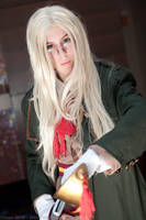 Sir Integra Hellsing by thatbloodypirate
