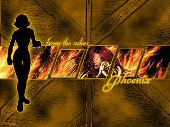 Phoenix Wallpaper by JeanGreyPhoenixClub
