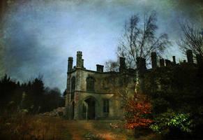 temple of silence by AlicjaRodzik