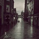 in the rain by AlicjaRodzik