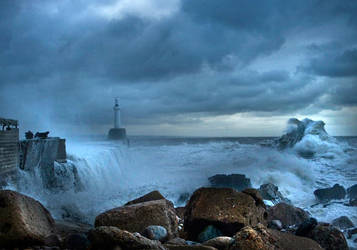 storm by AlicjaRodzik