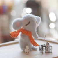 Bindu elephant by AlicjaRodzik