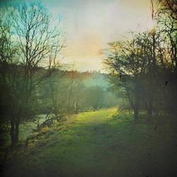 a whole heaven of solitude by AlicjaRodzik
