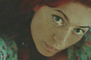 my freckled mood by AlicjaRodzik