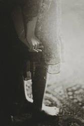 barefoot angels * by AlicjaRodzik