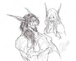 Gotta love Trolls by Iseijin