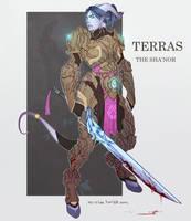 Terras - Color by Iseijin