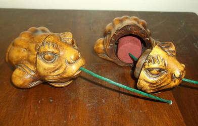 Toad Smoke Grenades by Owlmaricus