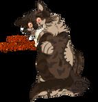 Rabid Bramblestar [THEORY] by MissyDakota