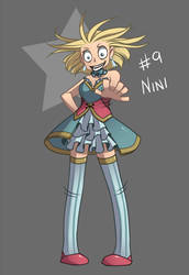 30 character challenge - nini by daughter-thursday