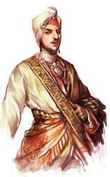 Prince Al by Furipon