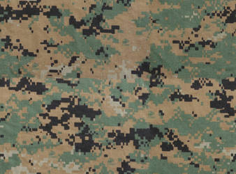 Woodland MARPAT Seamless by signcrafter