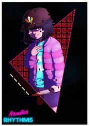 Arcadian Rhythms - _ _ _ _ _ (poster) by Destiny-Smasher
