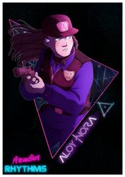 Arcadian Rhythms - Aloy Nora (alternate) by Destiny-Smasher