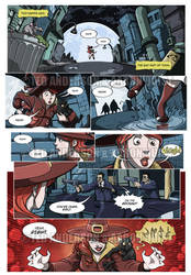 Peculiar Jones, page 1 by peculiarjones